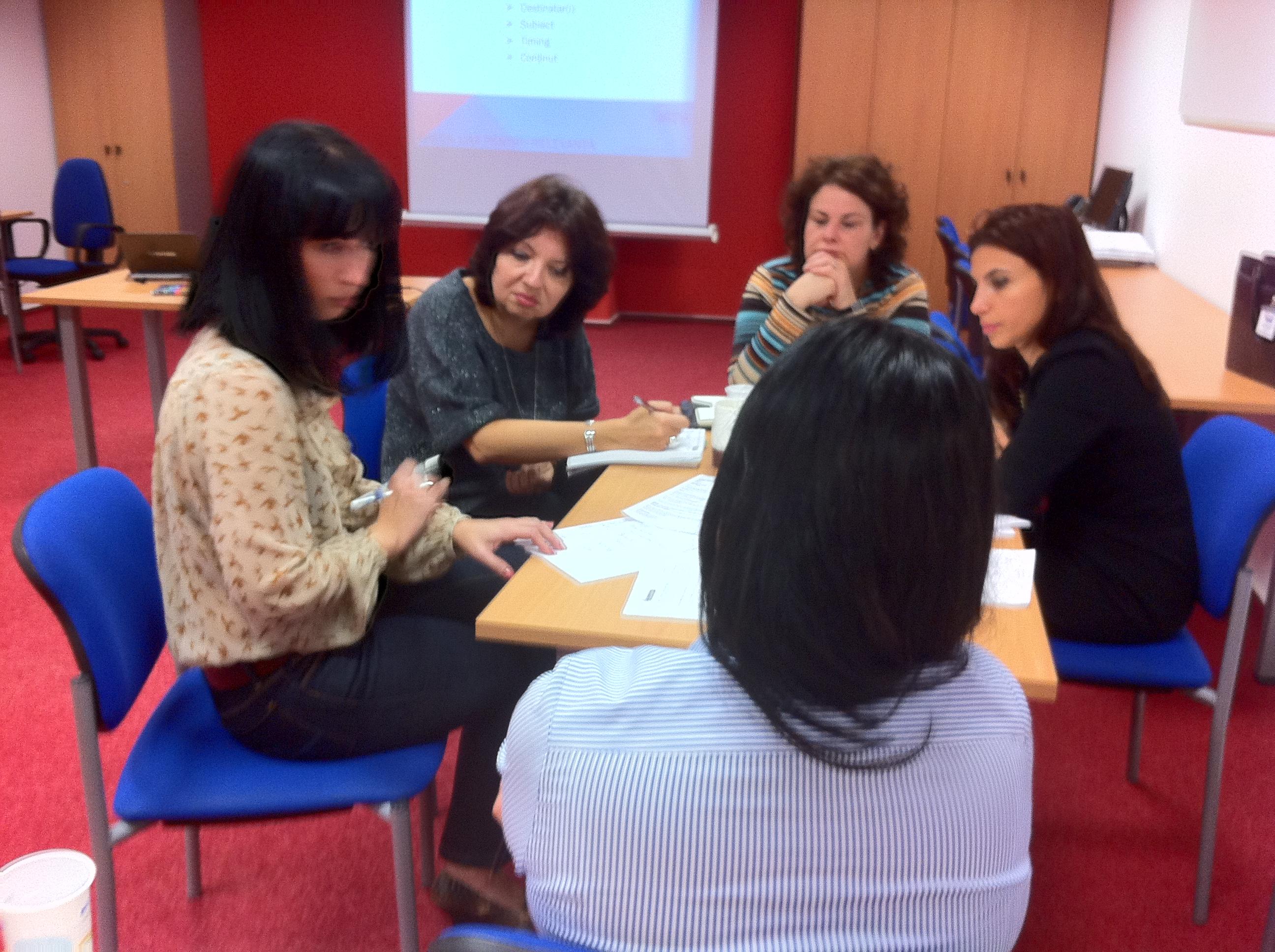 Foto Workshop Comunicare